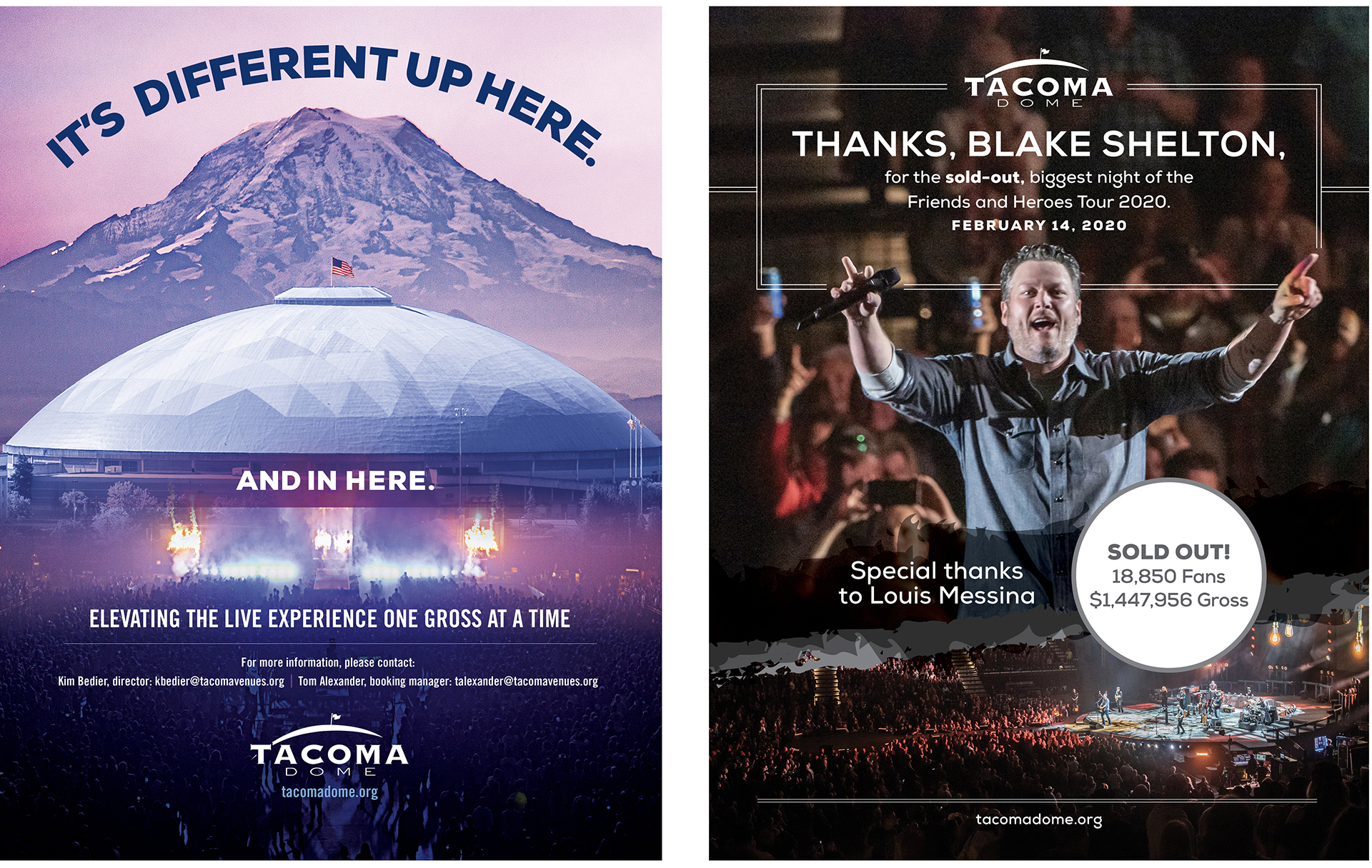 tacoma dome trade ads 3