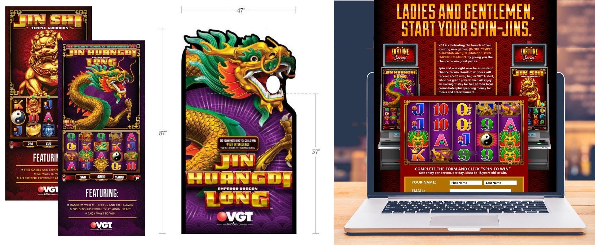 casino game graphics